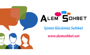 Alem Sohbet ve Chat odaları