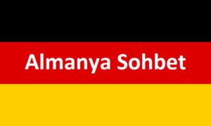 Almanya Sohbet Odaları Almanya Chat Sitesi