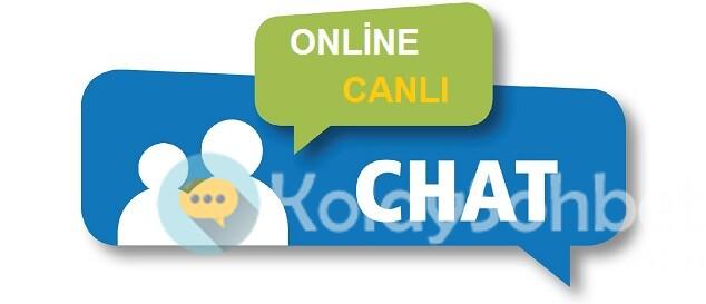 Çevrimiçi Sohbet ve Chat odaları