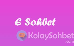 E-Sohbet