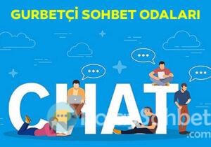 Gurbetçi Mobil Chat Odaları