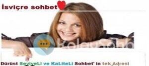 İsviçre Mobil Chat Odaları
